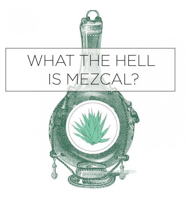 Mezcal Basics: Everything you need to know