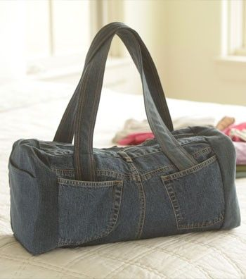Ideal Duffle - IJ900 from IndygoJunction.com