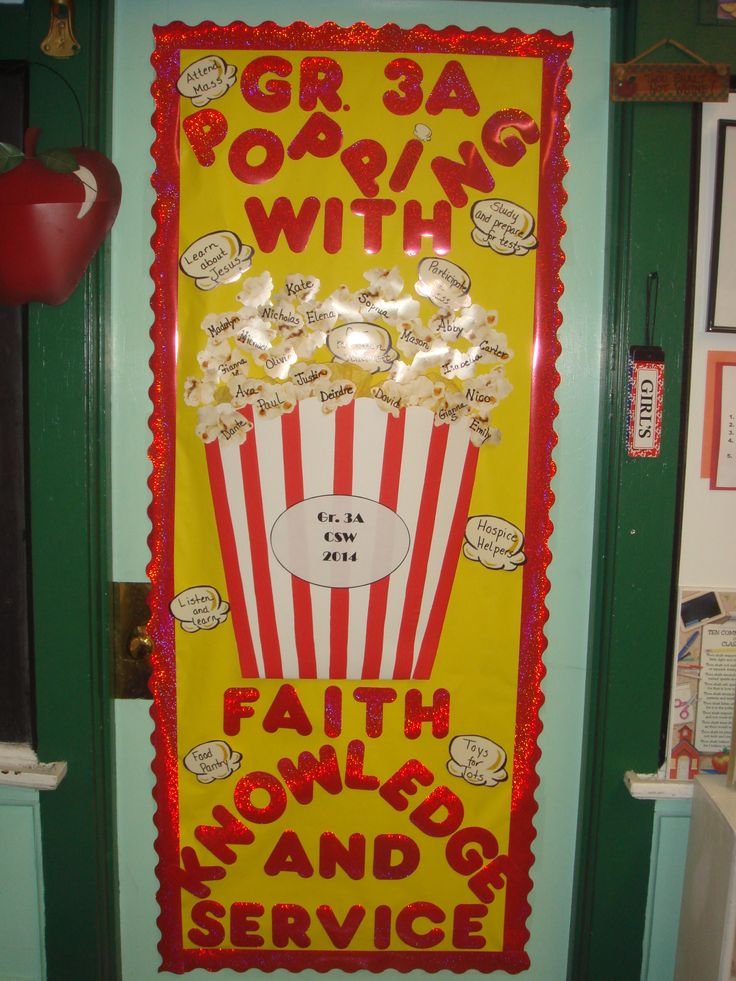 139 best teacher appreciation doors images on Pinterest ... - photo#3