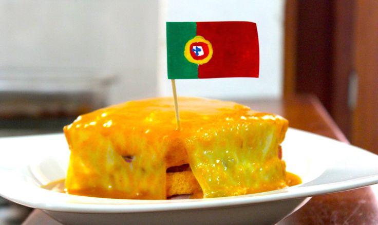 Receita de Francesinha [PORTUGAL]