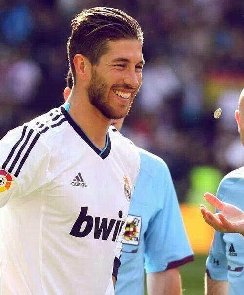 Sergio Ramos, you perfect stud you!!!