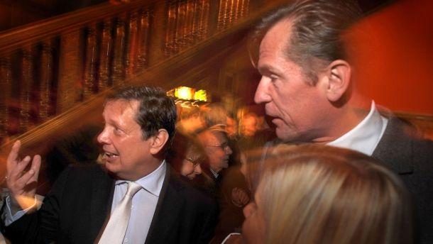 Mathias Döpfner über Frank Schirrmacher