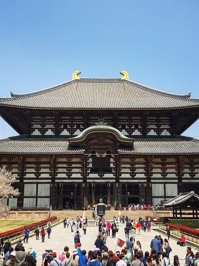 Todai-ji Temple, Nara, Japan, World Heritage, 東大寺, 奈良, 日本, 世界遺産