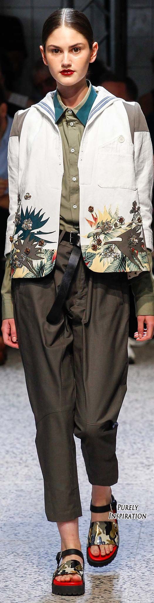 Antonio Marras SS2016 Women's Fashion RTW | Purely Inspiration