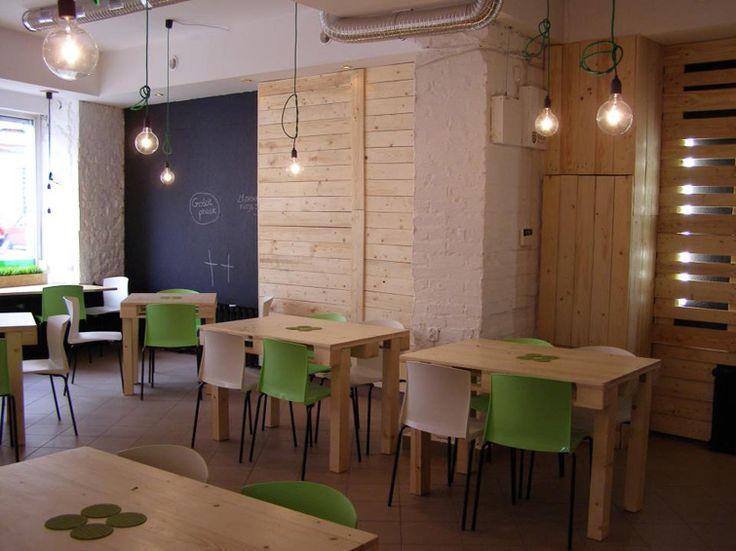 restauracja Wincentego 21, Wrocław. Do you like interesting design? Go to: http://designersko.pl