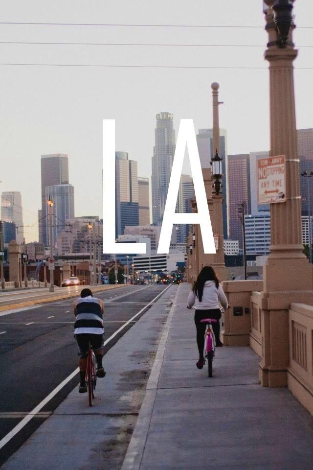 Downtown Los Angeles Via Tumblr My Los Angeles