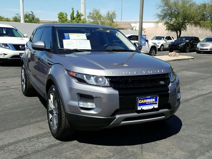 Awesome Land Rover 2017: Used 2014 Land Rover Range Rover Evoque in Tolleson, Arizona | CarMax... Check more at http://24cars.top/2017/land-rover-2017-used-2014-land-rover-range-rover-evoque-in-tolleson-arizona-carmax/