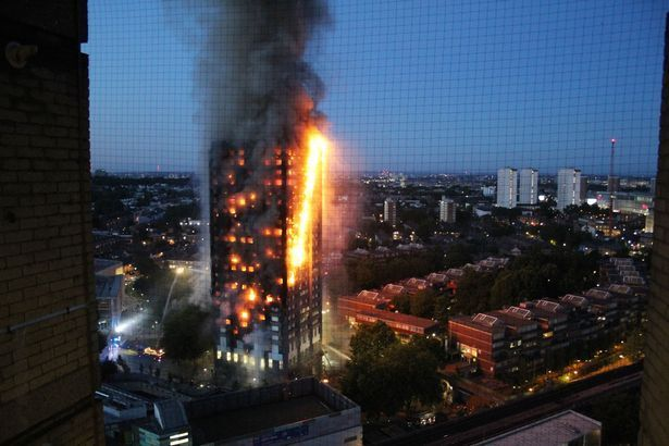 """Grenfell Tower fire survivors stepped over bodies, made ropes of bedsheets and threw babies out of windows in a desperate bid to escape │ Fire chiefs have said it would be a """"miracle"""" to find anyone still alive in the charred remains of the 24-storey building as the death toll rises to 17"""