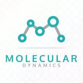 Molecular Dynamics logo
