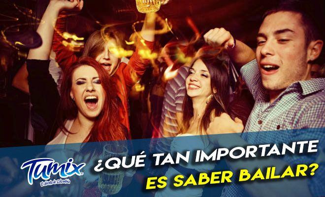 Para ti, ¿qué tan importante es saber bailar en nuestro país? ¡Comenta con la etiqueta #SerFrescoEsSerColombiano !