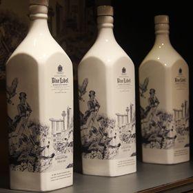 Johnnie Walker unveils new bottle in Singapore