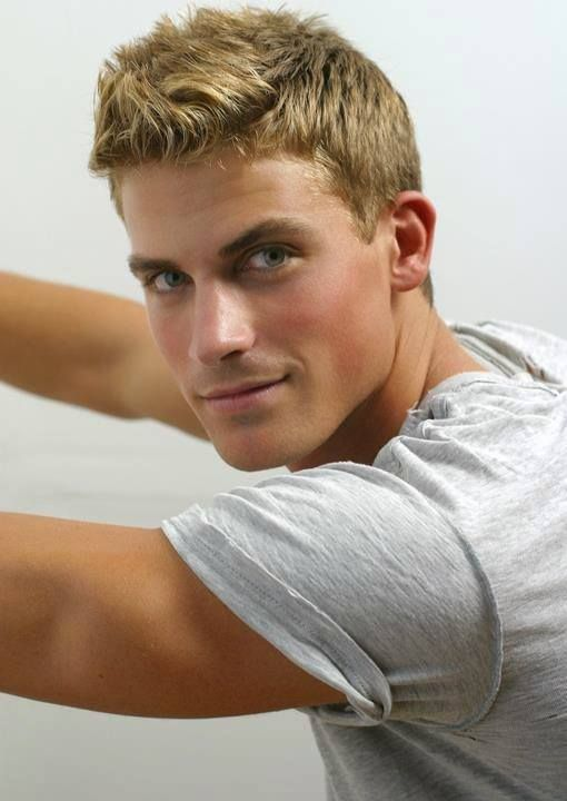 Blonde Gay Man 9