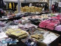 Italienische Bekleidung für Damen und Herren Restbestände