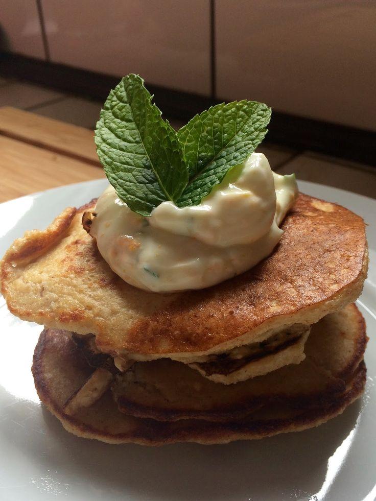 Cooked With Love: Pannenkoekjes met haverzemelen, geschikt voor dukan fase1