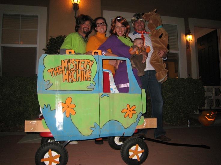 Mystery Machine Scooby Doo Scooby Doo Boy Girl Twins