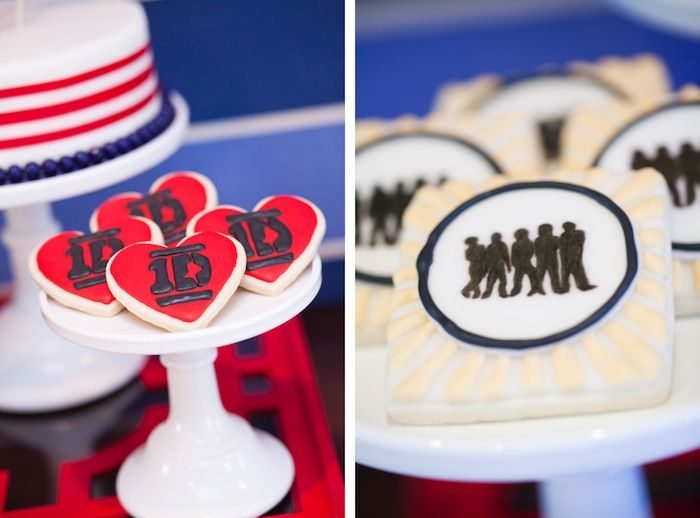 One Direction Birthday Party {Ideas, Party Supplies, Decor}