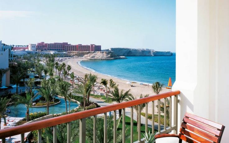 Shangri La's Barr Al Jissah Resort Al Waha Hotel. #Luxury #oman #family #holidays. Wonderful resort for families.