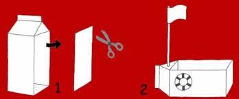 Afbeeldingsresultaat voor bootjes knutselen