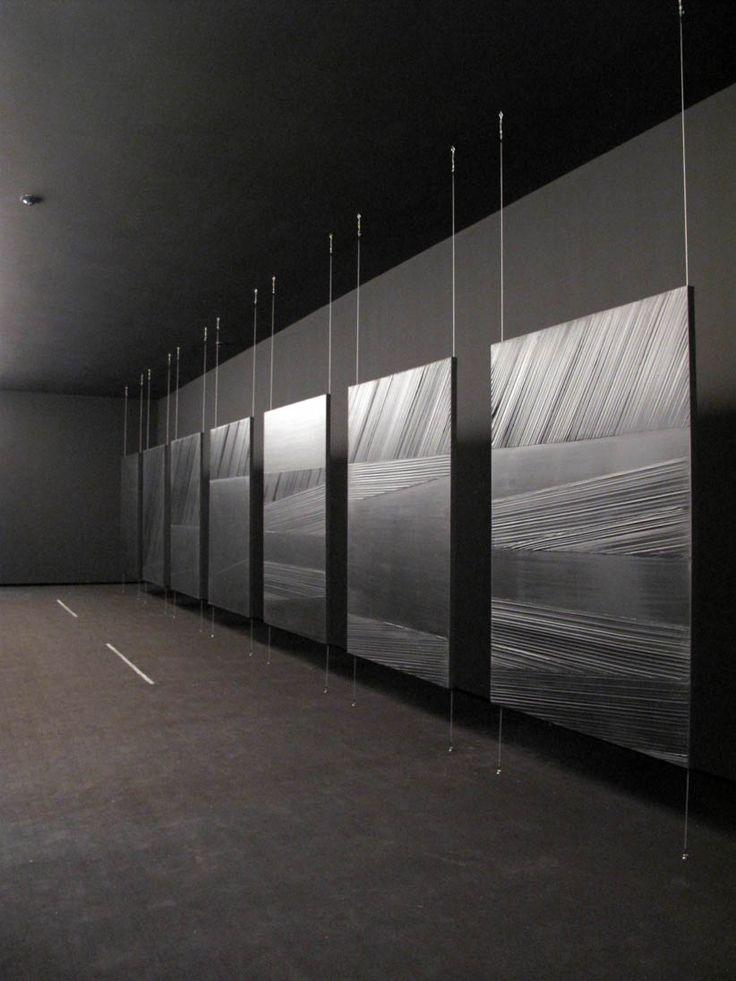 Pierre Soulages exhibition | Musée de la Ville de Mexico