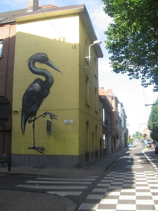 Dieren street art 26