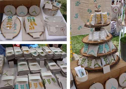 Tutorials And Displays Craft Show Displays Ideas Pinterest