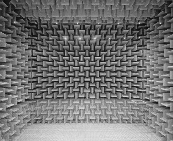 JOACHIM FELDMANN   SCIENTIFIC ECHO CHAMBER AND ANECHOIC CHAMBER