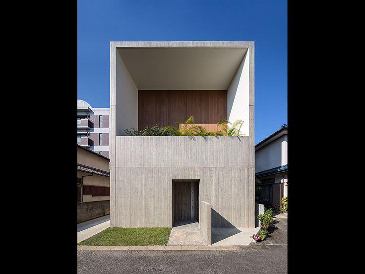 荒江の住宅 | 松山建築設計室 | 医院・クリニック・病院の設計、産科婦人科の設計、住宅の設計
