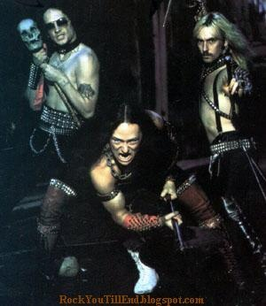 Obscure 80s Thrash Metal