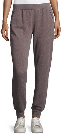 ATM Anthony Thomas Melillo Slim Jogger Cotton-Blend Sweat Pants