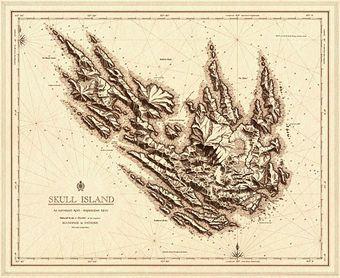 Skull Island - King Kong Wiki - Wikia