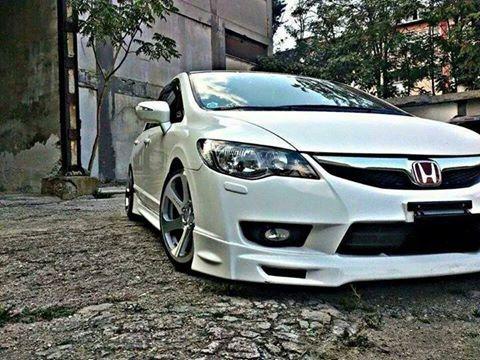 Honda Car Dealership >> Its always Honda. Honda Civic Reborn modified. | HONDA | Pinterest | Honda, Its always and Honda ...