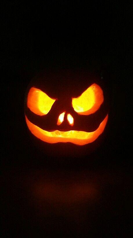 My Freaky Pumpkin.