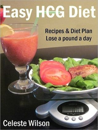 Lots of great recipes that helped me find variety in the hCG diet.