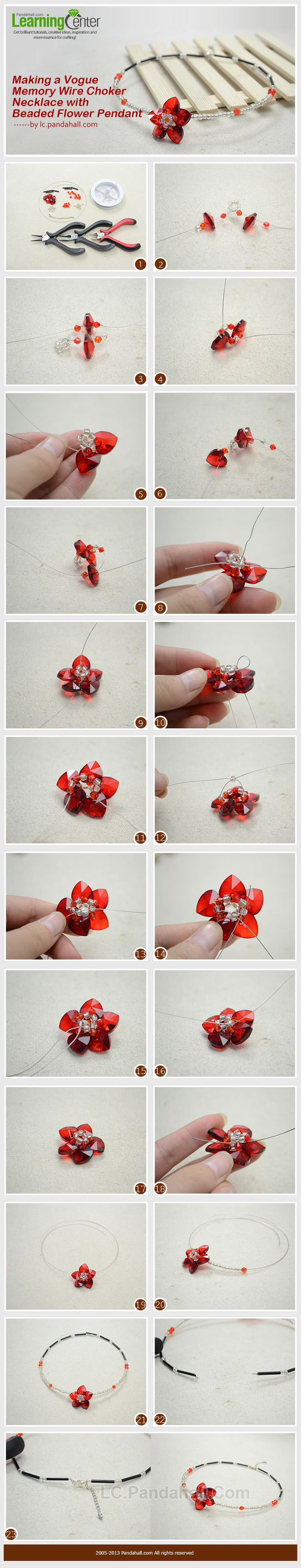 553 best wire with findings & beads images on Pinterest | Jewelry ...