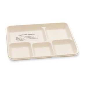 Compostable Food Trays