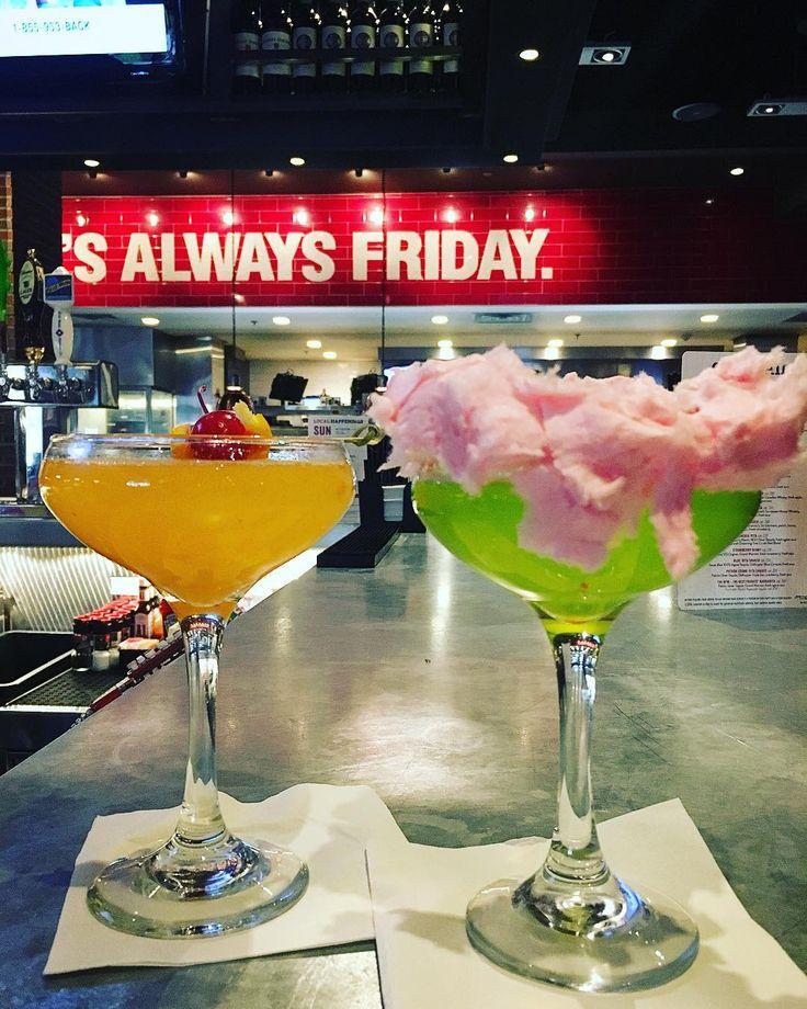 Sometimes all you need is a martini...or two  #tgif #fridays #tgifridays #drinkporn #drinks #cocktails #martinis #cottoncandy #peachmartini #barlife #bartender #bartending #insta #instagrampic #instagood #picoftheday #whiteplains #ny #newyork #werkwerkwerkwerkwerkwerk #twoisbetterthanone #alaskachica95