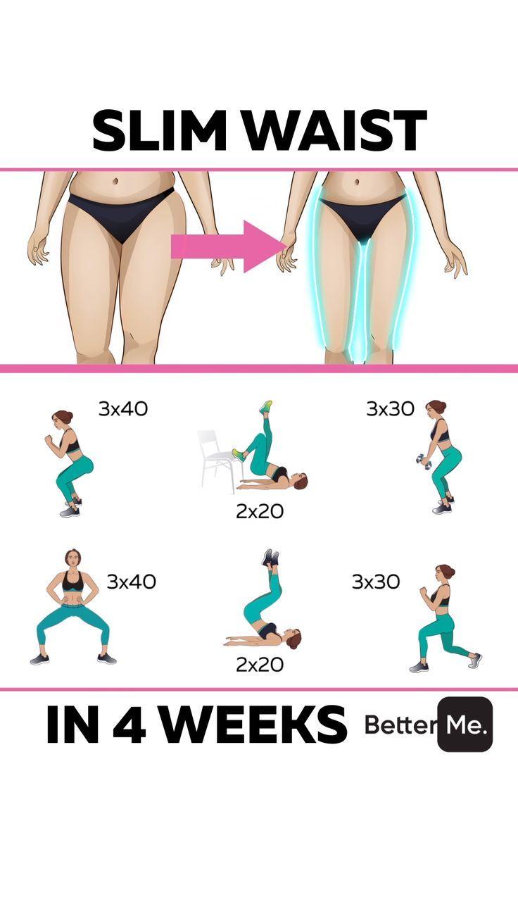 28-tägige Herausforderungsregeln für einen schlankeren Körper zu Hause