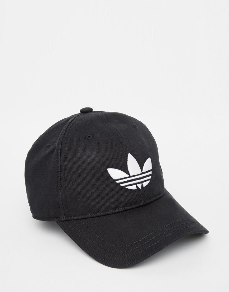 http://www.popularclothingstyles.com/category/adidas/ Image 3 of adidas Originals Trefoil Cap