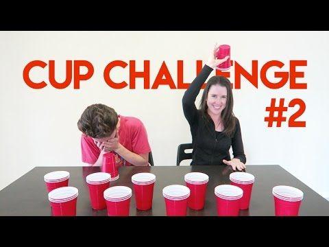 Cup Challenge #2 - YouTube