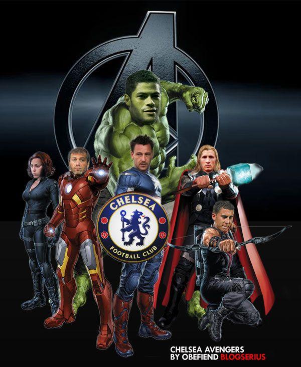The Ordinary Joe: Chelsea's version of The Avengers