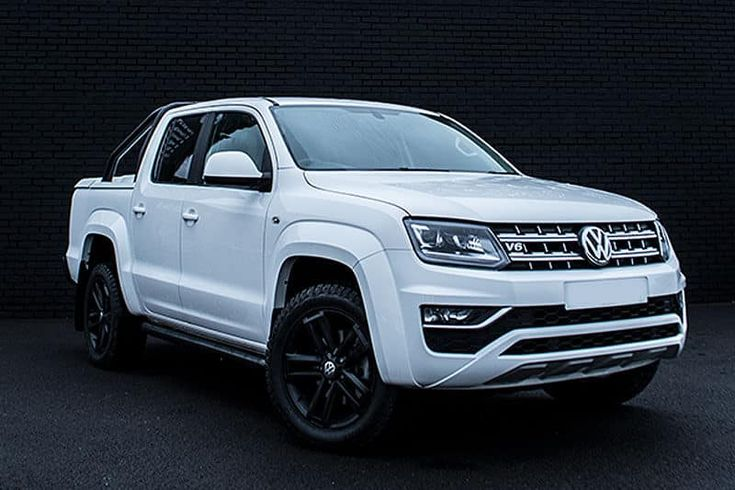 New 2017 Volkswagen Amarok V6 - a true pick-up. Available from Swiss Vans, Bridgend. Finance lease, lease purchase options available.