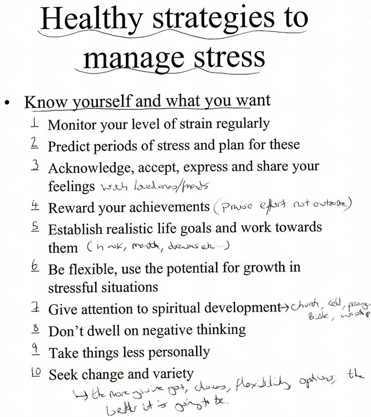 These are great tips! I'm in a stress management class this semester, and I can honesty say that it's by far the best and most interesting class I've ever taken. As simple as some of the strategies are, they truly are life changing when actually applied to everyday life. Plus for someone like me who suffers from cardiovascular and other medical issues, proactively learning to handle stress could potentially save my life someday. It's amazing!