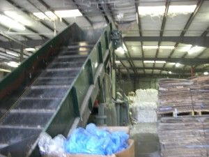 Paper Recyclying, Plastic Recycling and Aluminum Recycling Center - Triad Paper Recycling is the place to go; they will accept your paper, plastic, aluminum cans and cardboard - this is a great place to start recycling.