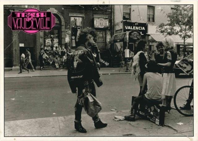 Trash and Vaudeville's Jimmy Webb Talks 'Real Deal' Punk and Met Prep