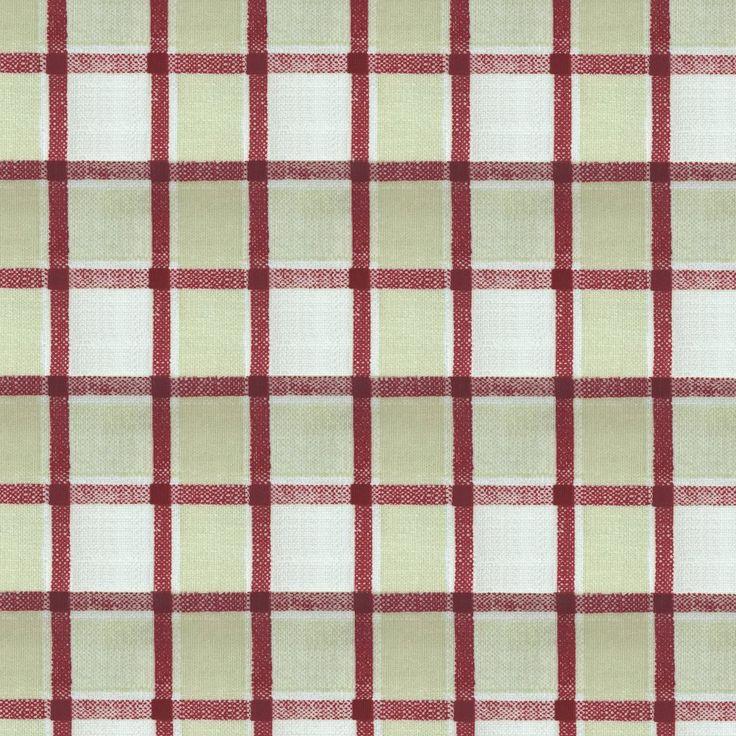 Cambridge Berry Matt Oilcloth - Only Oilcloth