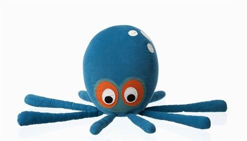 Octopus Cushion design by Ferm Living