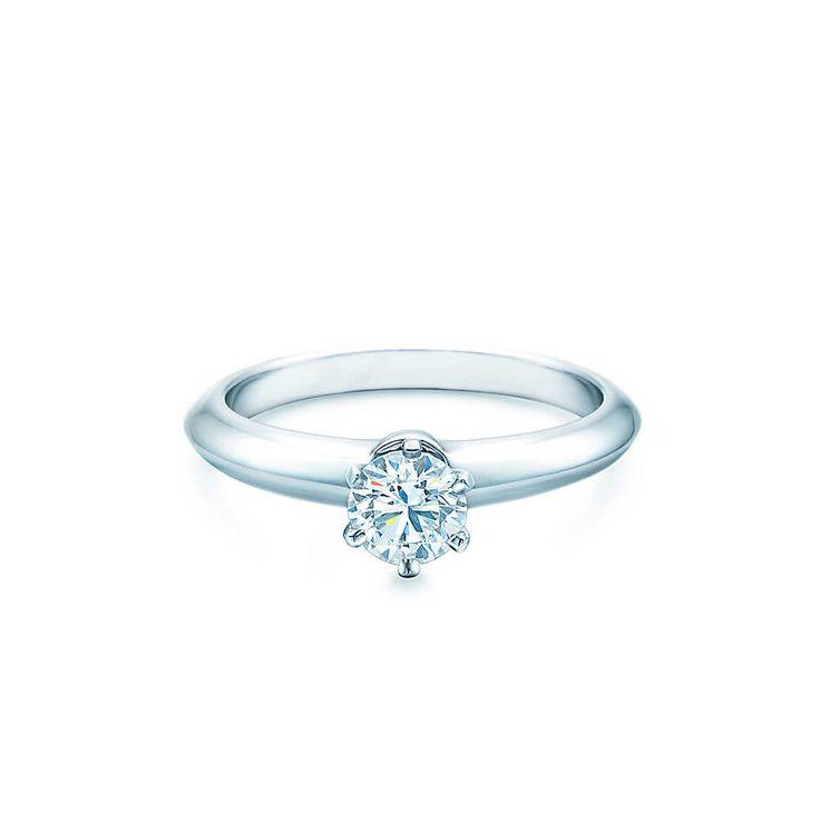 Tiffany ringe brillant