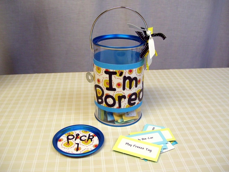 I M Bored Jar: 1000+ Images About Summer DIY And Crafts On Pinterest