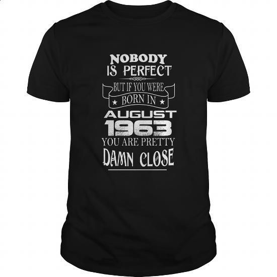 Born In August 1963 - #cheap hoodies #cool t shirts for men. I WANT THIS => https://www.sunfrog.com/Birth-Years/Born-In-August-1963-Black-Guys.html?60505