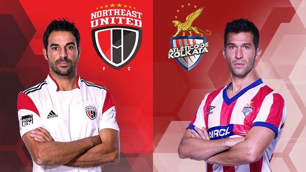 NorthEast United FC vs Atletico de Kolkata: Indian Super League 2014. Watch NorthEast United FC vs Atletico de Kolkata Live Streaming on Star Sports